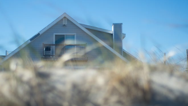 In South Bethany, officials are hoping a dune will save residents from high insurance costs.