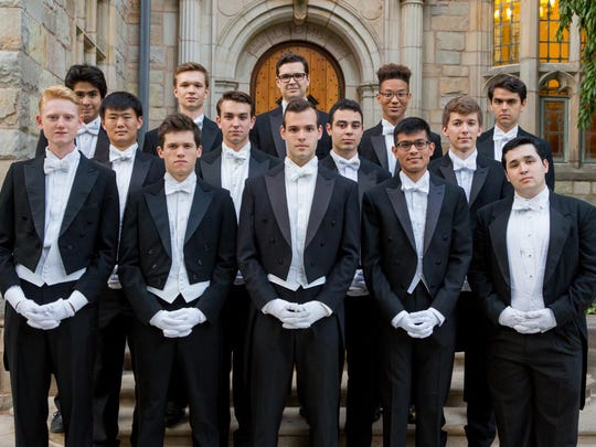 The Yale Whiffenpoofs 2016 (2)
