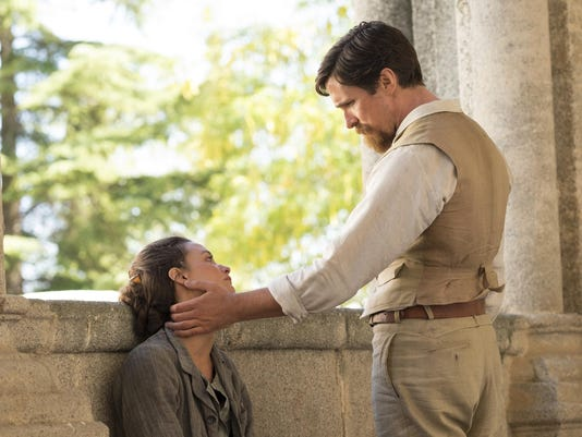 Film Review The Promise