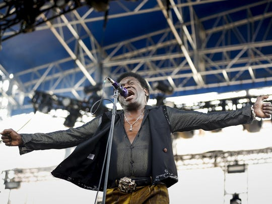 Charles Bradley (pictured in 2016) and his Extraordinaires
