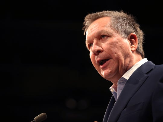 John Kasich Medicaid expansion