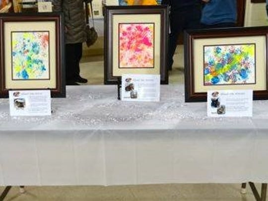 Angel P.A.W.S. (Pets Animals Welfare Society Inc.), the Colonia-based animal rescue and adoption shelter will celebrate the10th anniversaryPawcassoart auction fundraiser Saturday, April 28.