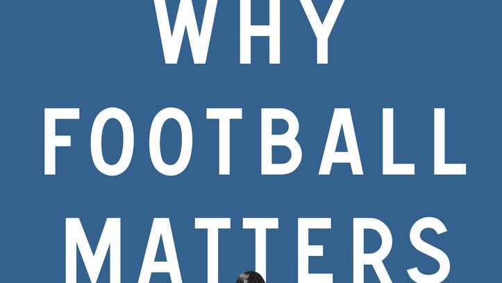 Authors tackle football's dark and bright sides