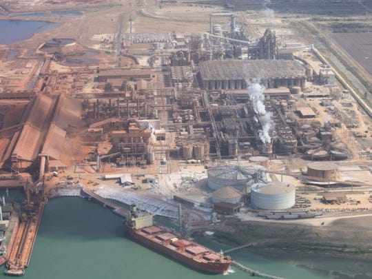 A power plant located at the old Sherwin Alumina site is going to resume operations in June, representatives with NRG Energy Inc. said in a May 2, 2019 news release.