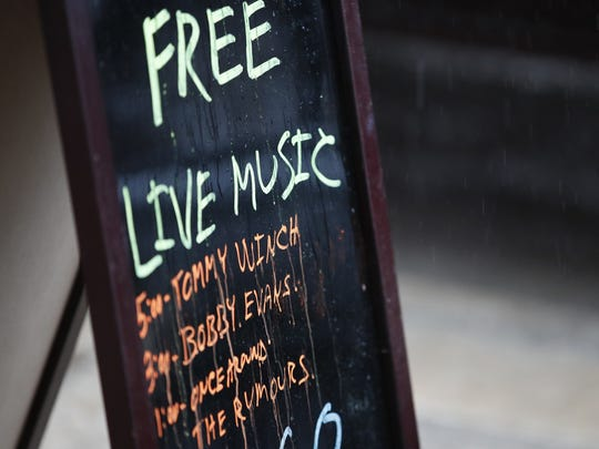 Gibson Music Hall on College Avenue in downtown Appleton hosts free music on Thursday, Friday and Saturday nights.