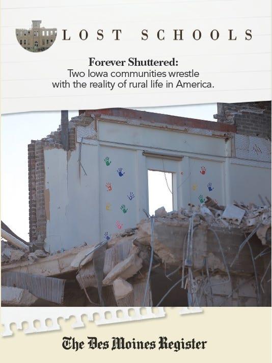 Lost Schools DVD cover