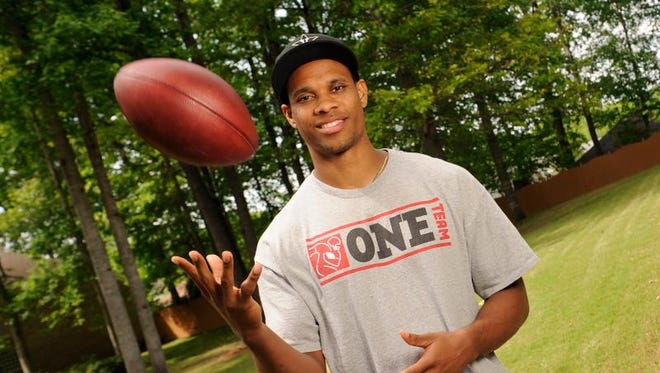 Former Vanderbilt wide receiver Jordan Matthews