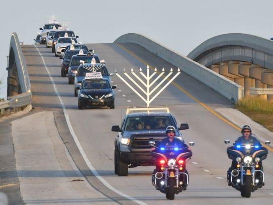Chabad of the Space and Treasure Coast annual Hanukkah