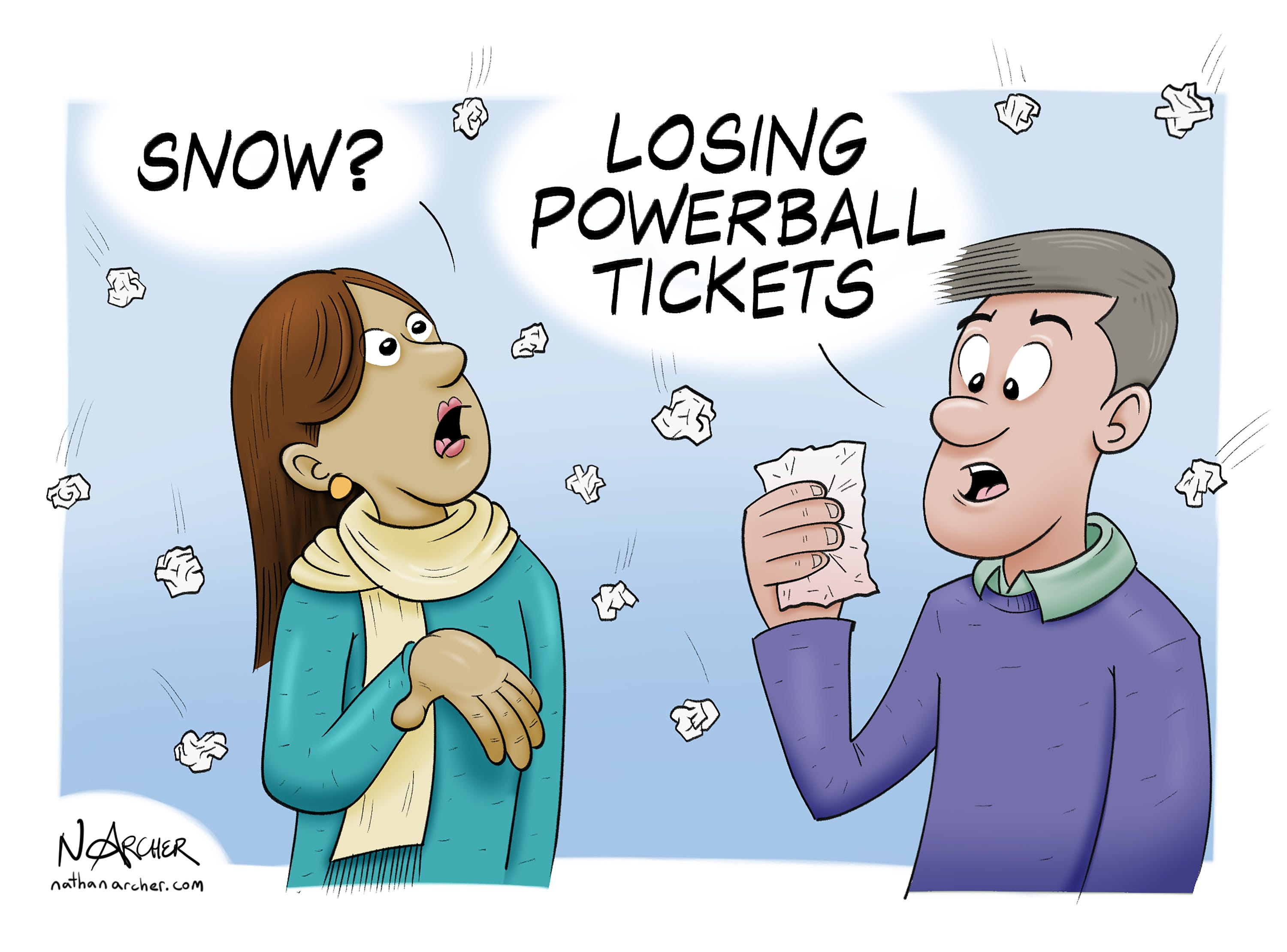 2018 fiction prizes for powerball
