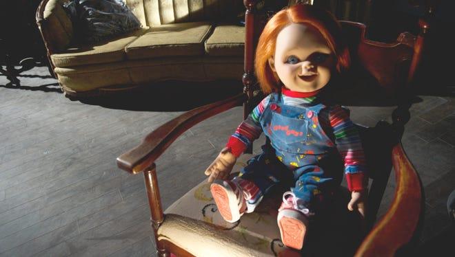 Chucky returns for his sixth film 'Curse of Chucky.'