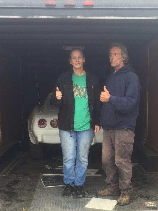 Howell Corvette Recovery