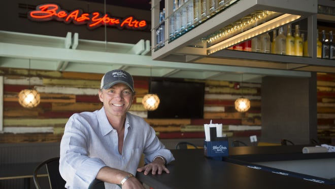 Steve Lauer is a restaurateur that has launched more than 60 restaurants in his career.