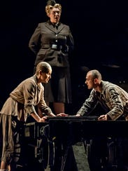 "Michigan Opera Theatre's ""The Passenger"" features Daveda"