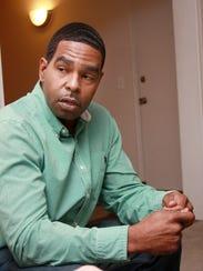 Detroit resident Brian X.