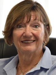 Marybeth Cunningham, chairwoman, Indian River County