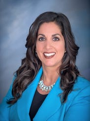 Hala Laviolette is the newly-named vice president,