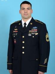 Sgt. 1st Class Adam Clark, U.S. Army