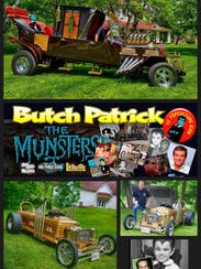 Butch Patrick with The Munster Koach and Dragula Tribute