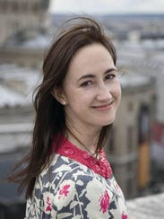 Author Sophie Kinsella.