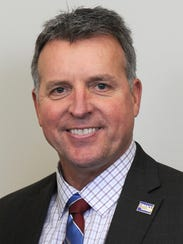 Mike Hoffman, Des Moines Area Community College