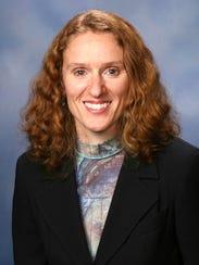 Former Michigan State Representative Ellen Cogen Lipton