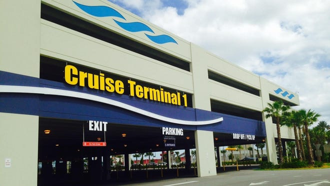 Port Canaveral commissioners have approved free parking at its cruise terminals to people who have disabled veterans license plates.
