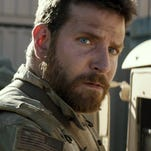 """Bradley Cooper stars in """"American Sniper,"""" which was nominated for an Academy Award for best picture last week."""