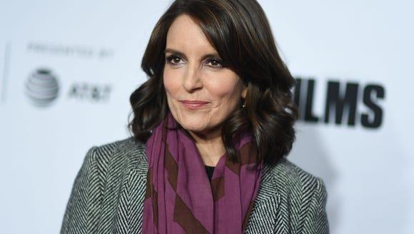 Tina Fey spoke at the premiere of 'Love, Gilda' after