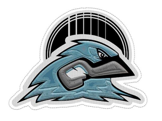 Logo for the Nashville Bluebirds