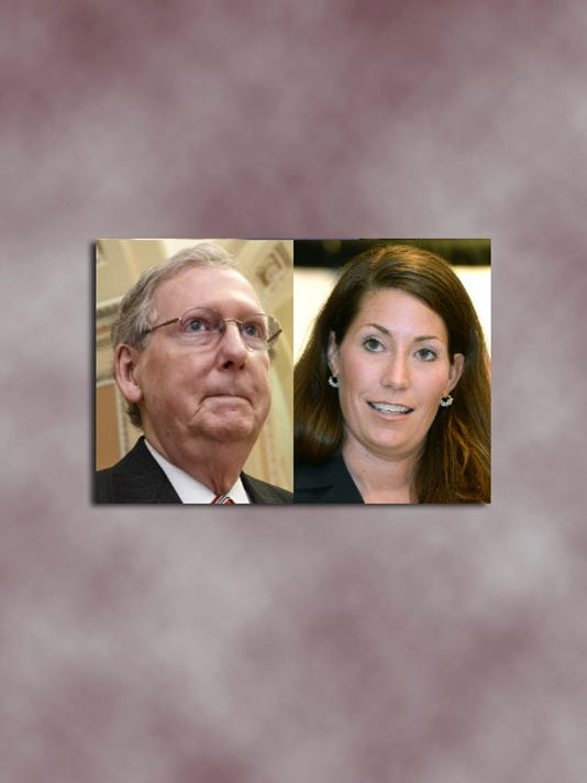 McConnell, Grimes