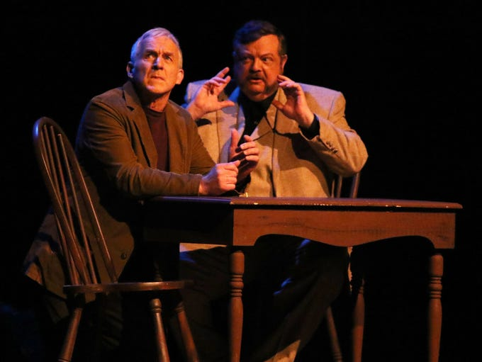 The Jackson Theatre Guild presented Jacob Marley's