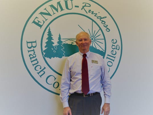 Clayton Alred, president of ENMU