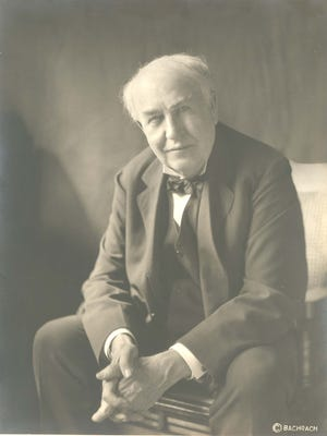 Thomas A. Edison had launched the Edison Botanical Research Corporation in 1927 with Henry Ford and Harvey Firestone.