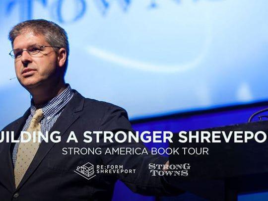 Stronger Shreveport