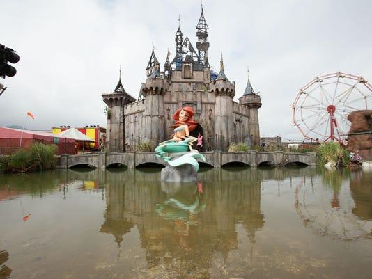 Britain Banksy Theme Park