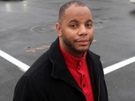Linden Councilman Peter Brown Jr.