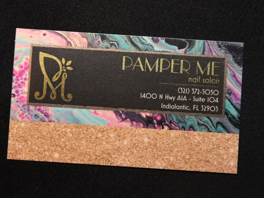 Owner Thao Tran has opened Pamper Me, a nail salon