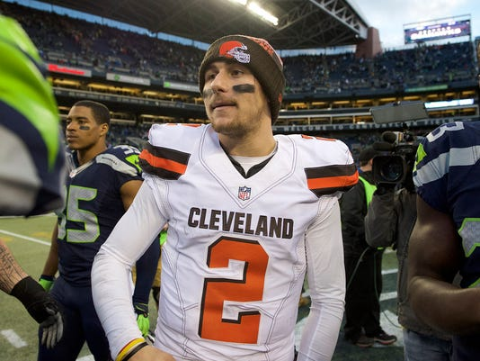 USP NFL: CLEVELAND BROWNS AT SEATTLE SEAHAWKS S FBN USA WA