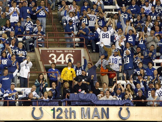 12th Man on Ring of Honor