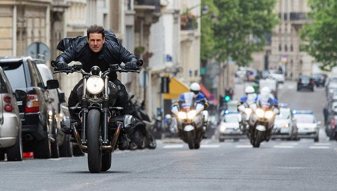 "Tom Cruise in ""Mission: Impossible - Fallout."""