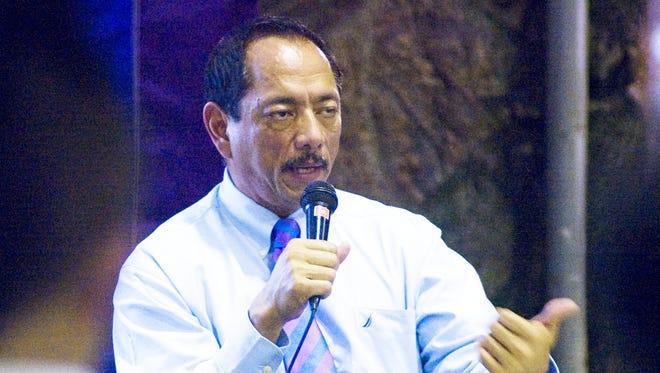 Vice Speaker Benjamin J. Cruz