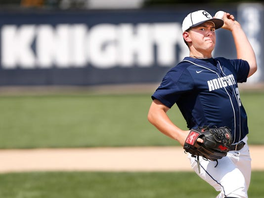 LAF Small School Baseball POY