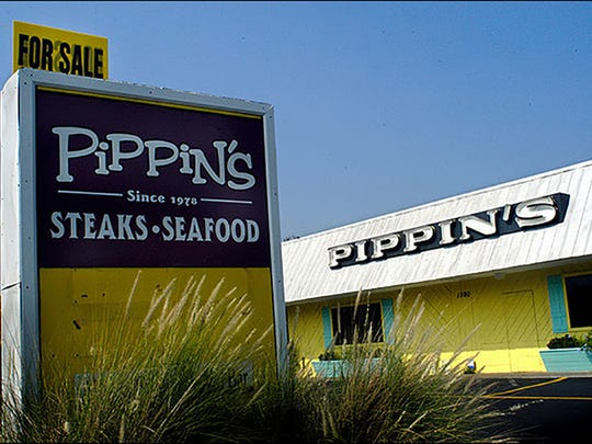 Pippin's restaurant operated from 1978 to August 2007