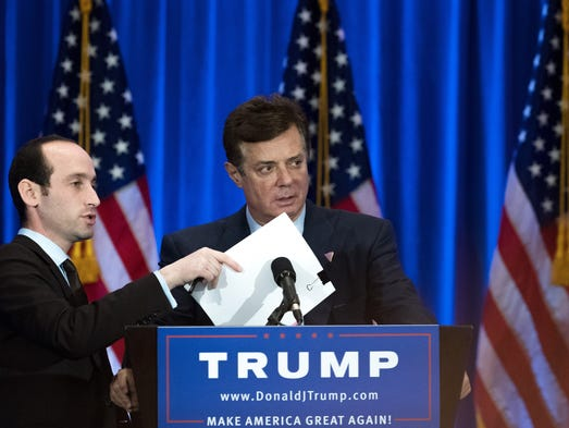 Paul Manafort, Trump's former campaign chair, home ...