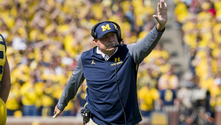 UM's Don Brown: 'I love it here'
