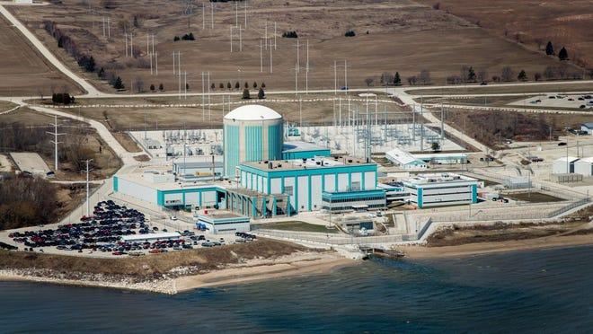 The Kewaunee Power Plant.