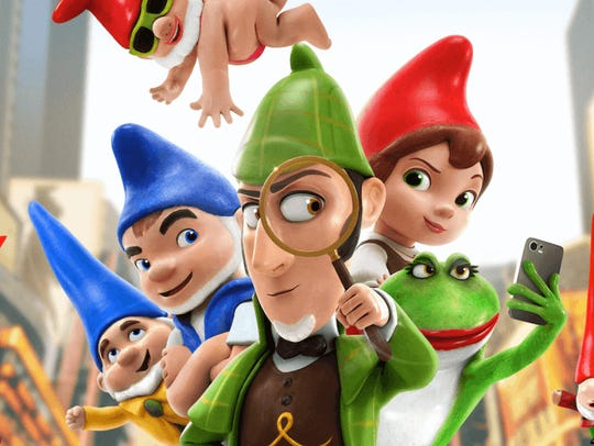 Sherlock Gnomes opens March 23.