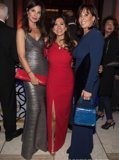 Christine Implicito, Carla Simonian MD, and Angela