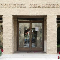 The Palm Desert City Council approved a contract with interim City Manager Justin McCarthy during Thursday's meeting.