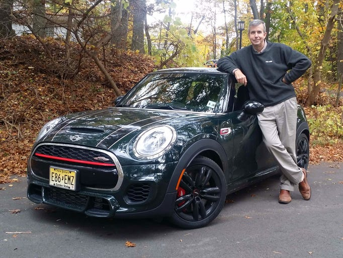 Detroit News Auto Critic Henry Payne got to spend some